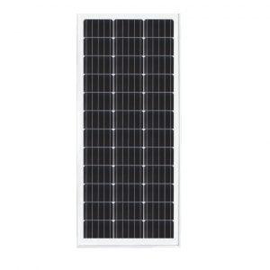 Panel solar monocristalino 100W RESUN